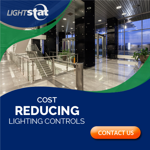 Automatic Lighting Control Call to Action